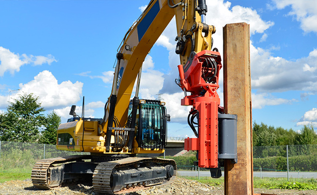 sheet piling services